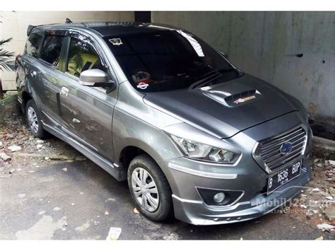 Datsun Go T 2014 Mpv jual mobil datsun go 2014 t option 1 2 di dki jakarta