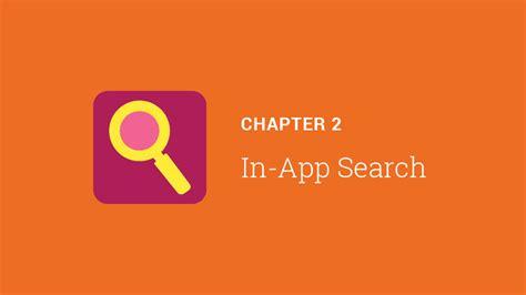 app design principles chapter 1 app navigation and exploration