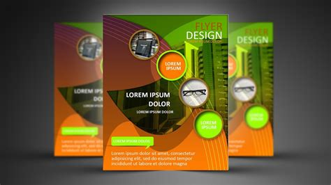 photoshop poster design youtube photoshop tutorial abstract shape flyer design youtube
