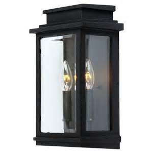 Exterior Wall Sconce Artcraft Ac8391 Fremont 13 1 2 2 Light Outdoor Wall Sconce Homeclick