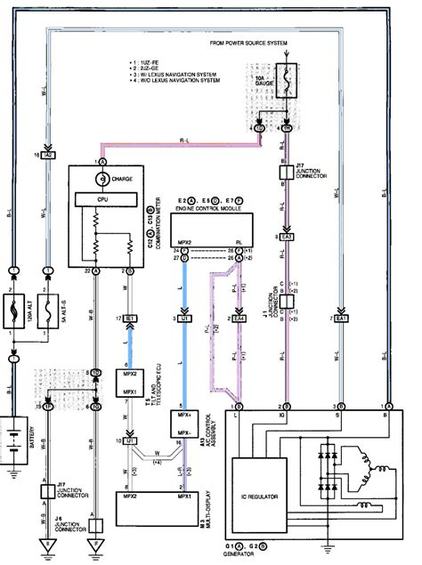 99 lexus gs300 ignition coil wiring diagram 99 free