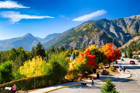 washington state colors fall colors in leavenworth wa washington s playground
