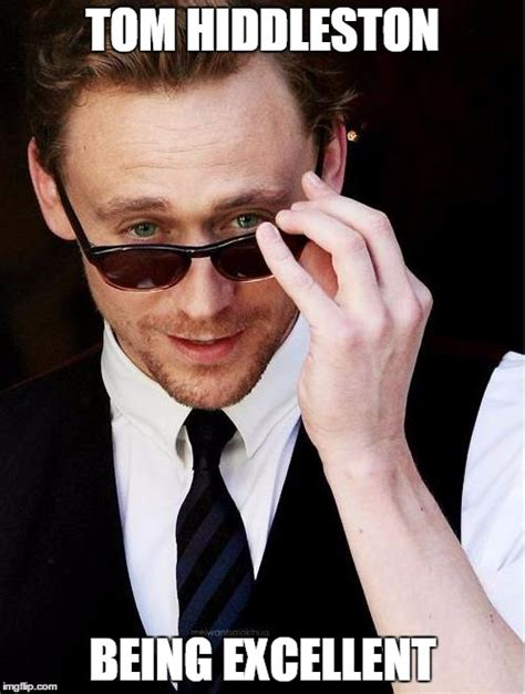 Tom Hiddleston Memes - tom hiddleston imgflip