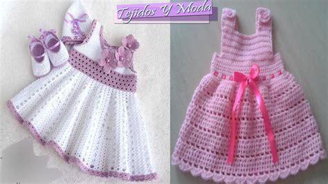 vestidos para bebes de tejido vestidos para bebe ni 241 a con patrones tejidos a crochet