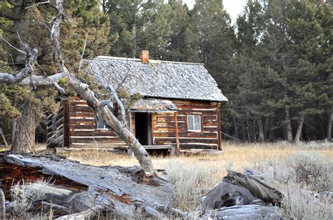 Hunters Cabin by C 4 Budsblather