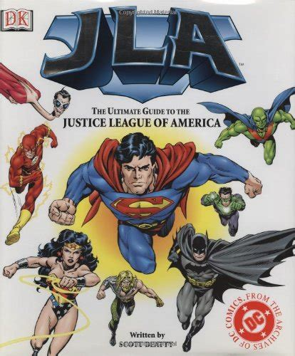 The Ultimate Guide Dk Publishing Ebooke Book jla the ultimate guide to the justice league of america niftywarehouse