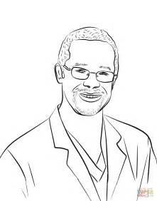 Ben Carson Coloring Page | ben carson tegninger