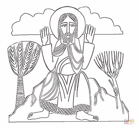 printable coloring pages for all saints day all saints day coloring page free printable coloring pages