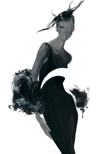 fashion illustration david downton couture david downton