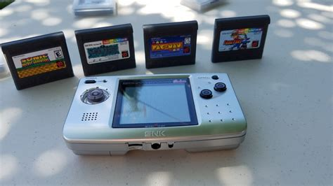 neo geo pocket color neo geo pocket color review 336gamereviews