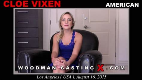 bedroom casting porn cleo vixen on woodman casting x official website
