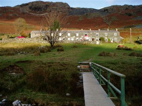 Coniston Coppermines Cottages by Row Coppermines Valley Coniston 169 David Gruar