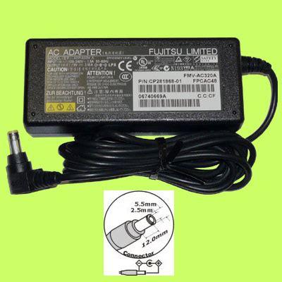 Adaptor Fujitsu 19v 4 22a fujitsu 19v 4 22a 90w