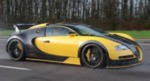 Bugatti Vehron Oakley Design Bugatti Veyron Looks Astonishing W