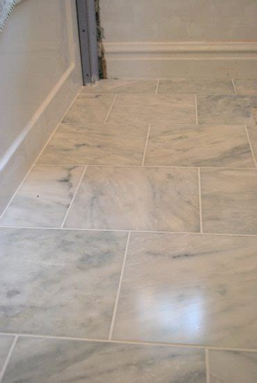 is marble tile good for bathroom floor project bathroom marble love the sweetest digs