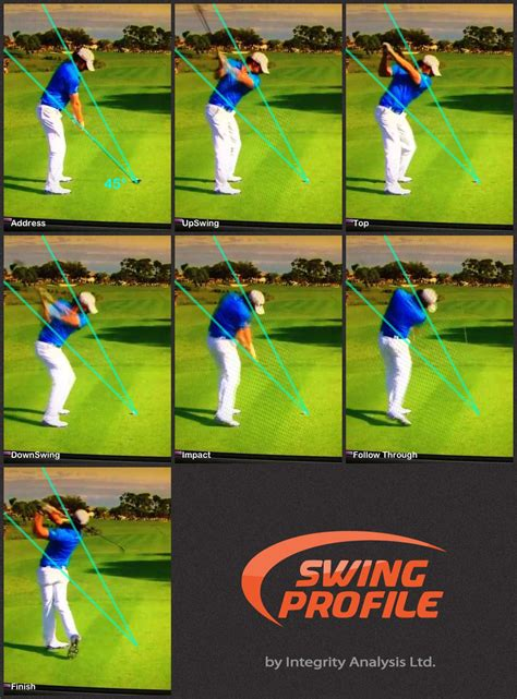 tiger woods swing app golf swing sequence golf apps swing analysis