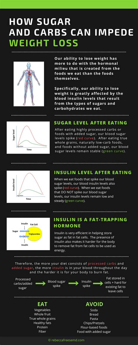 weight loss 0 carbs how sugar and carbs can impede weight loss freese