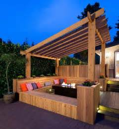 Pictures Of Pergolas Attached To The House by Images Pergola Attached To House Best Pergola Ideas