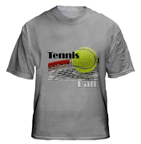 T Shirt Tennis tennis collections t shirts design