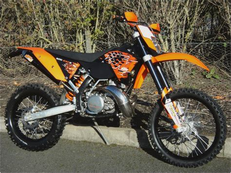 Ktm Exc 2007 2007 Ktm 300 Exc E Pics Specs And Information