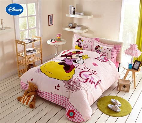 minnie mouse comforter sets disney bedding textile