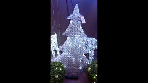 alberi di natale da interno albero di natale led 90cm 8 giochi di luce per decorazioni