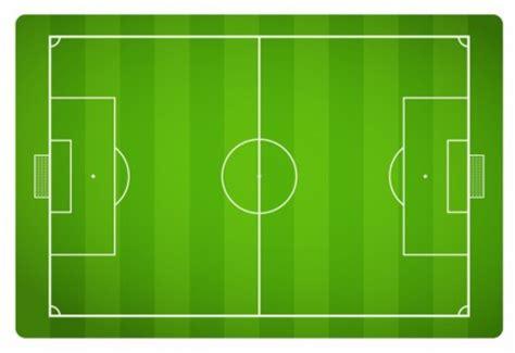 wallpaper dinding lapangan bola lapangan sepak bola vektor olahraga vektor gratis download