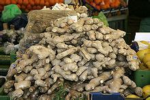 edible tubers list list of root vegetables