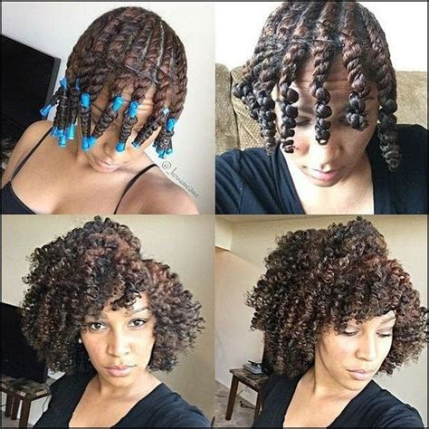 chemical curls for black hair flat twist flats and flat twist hairstyles on pinterest