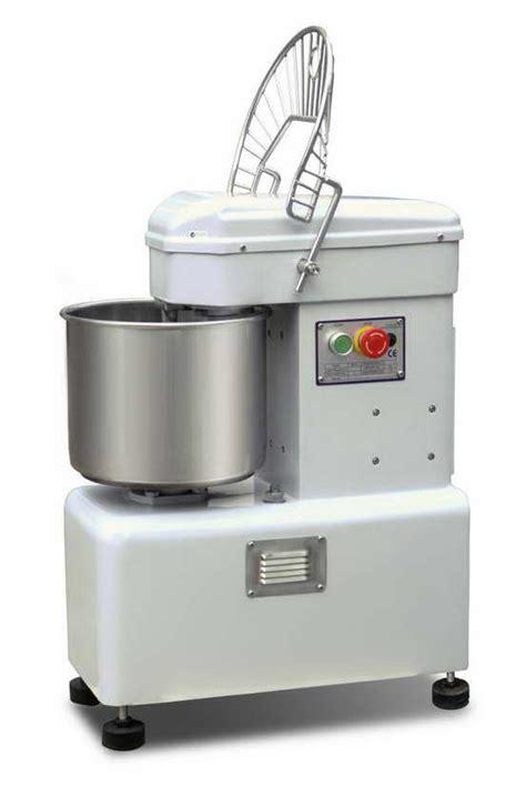 Mixer Berjaya 10 Liter 10l single speed ce steel plate commercial spiral
