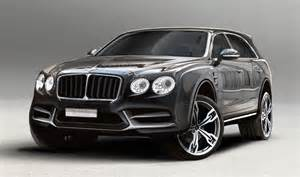Bentley Suv Photos Bentley Suv Concept By Ares
