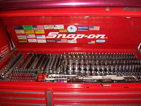 Snap On Tools Gift Cards - snap on tool boxes full of tools ebay