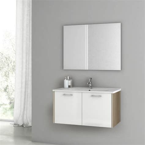 33 bathroom vanity 33 inch customizable bathroom vanity set contemporary