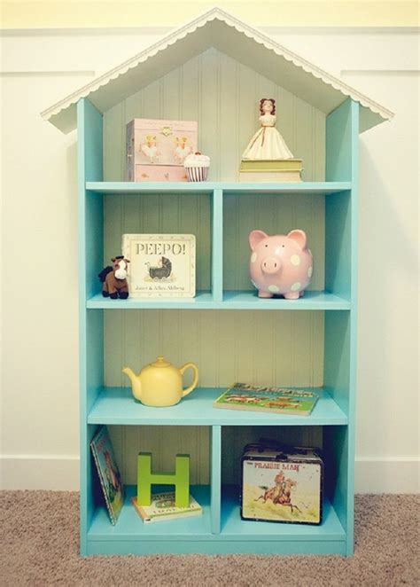 doll houses for kids adorable dollhouse bookshelves for kids to decorate the room ideas 4 homes