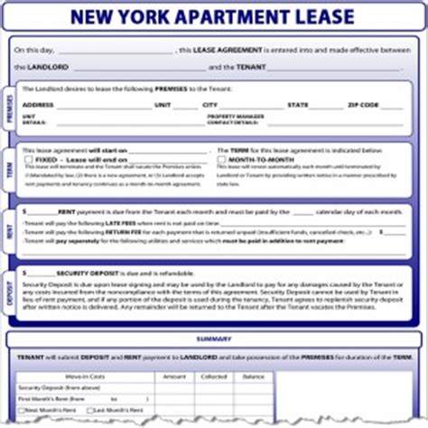 Sle Lease Termination Agreement New York New York Lease