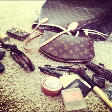 Lv Alma Gembog List Coffee whats in my purse checkinthemirror my style