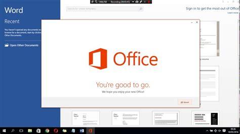 Install Microsoft Office gak pake ribet begini cara install microsoft office 2016