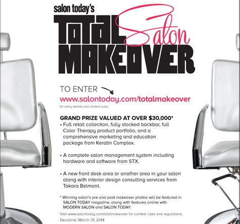 Make Friends With Your Hair And Win by Hair News Network Salon Today Presents Total Salon