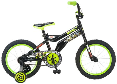 Bmx United 16 Inc upc 038675165205 mutant turtles 16 quot bike