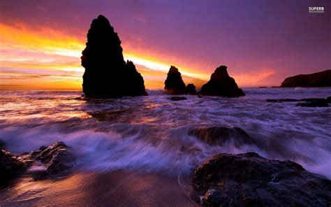 california beach pictures wallpaper wallpapersafari
