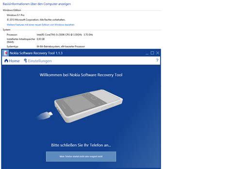 nokia reset software pc nokia software recovery tool wenn das lumia mal nicht