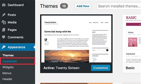 site layout customizer wordpress how to easily add custom css to your wordpress site