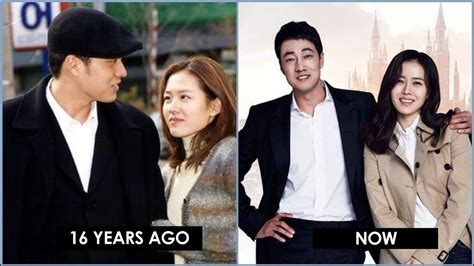 so ji sub life after 16 years son ye jin and so ji sub are reunited in