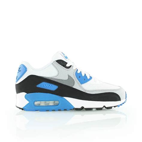 Nike Kid White nike air max 90 mesh gs white blue bei kickz