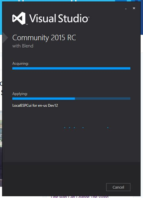 installing visual studio 2015 msdnmicrosoftcom i cannot install visual studio community 2015 rc windows