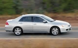 2006 Honda Accord V6 Specs Car And Driver