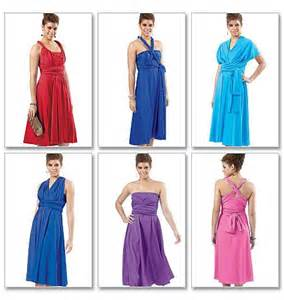 Convertible Infinity Dress Pattern Infinity Dress Pattern Dresses Clothes