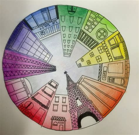 color wheel projects 17 best ideas about color wheel projects on