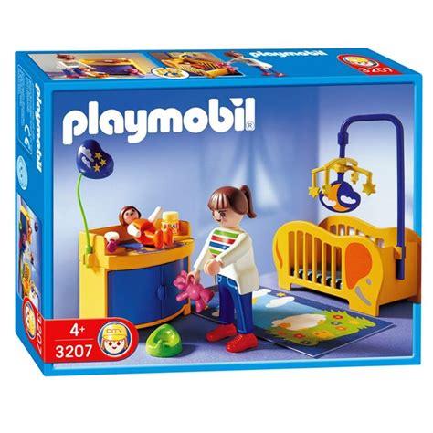 chambre de bébé playmobil playmobil maman chambre de b 233 b 233 achat vente univers