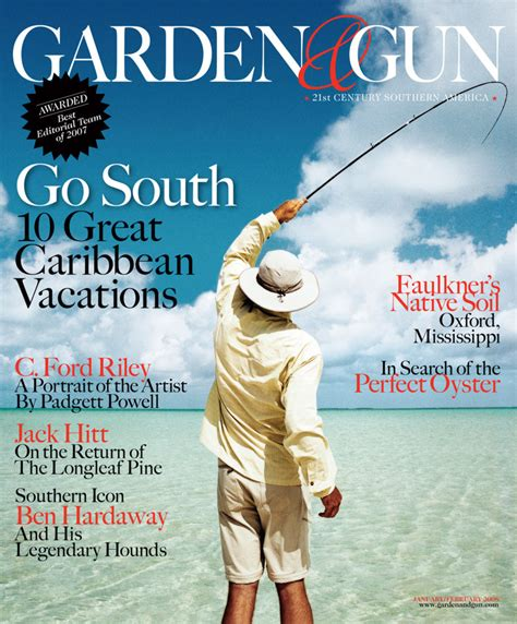 Garden & Gun Cover Gallery – Garden & Gun Garden And Gun Cover